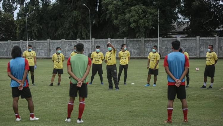 Termasuk Diego Assis, 19 Pemain Ikuti Latihan Perdana Bali United