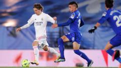 Indosport - Real Madrid gagal menang di laga kontra Getafe. Siapa sangka hal ini disebabkan oleh wasit LaLiga Spanyol, Jose Maria Sanchez.