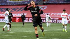 Indosport - Bintang muda Bayer Leverkusen, Florian Wirtz, menjadi salah satu pemain yang tampil gemilang di kompetisi Euro U-20.
