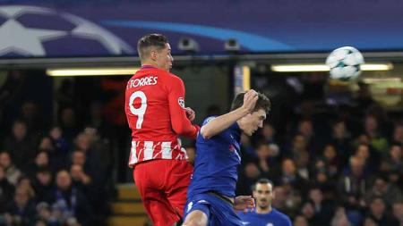 UEFA akhirnya berikan keputusan akhir terkait duel babak 16 besar Liga Champions antara Atletico Madrid vs Chelsea. - INDOSPORT