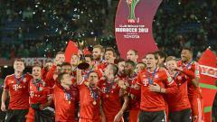 Indosport - Bayern munchen saat juara piala dunia antarklub 2013