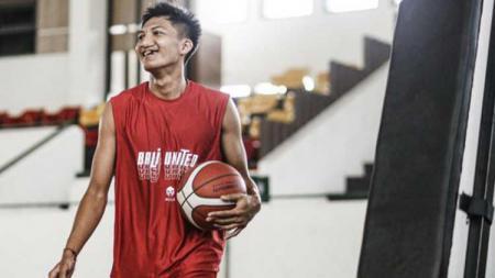 Pebasket muda Bali United, I Putu Yudiantara. - INDOSPORT