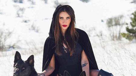 Pemotretan Pakai Lingerie, Pilar Rubio Istri Sergio Ramos Makin Hot - INDOSPORT