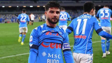 Klasemen sementara Serie A Liga Italia sampai dengan Minggu (9/5/21). - INDOSPORT
