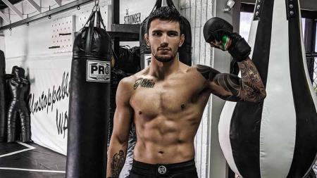 Bruno Pucci, petarung MMA asal Brasil. - INDOSPORT