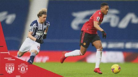 Pertandingan Liga Inggris West Brom vs Manchester United - INDOSPORT