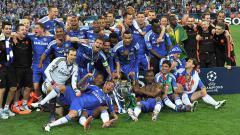 Indosport - Chelsea juara Liga Champions 2011-12.