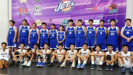 Fictor Roring Basketball Academy. - INDOSPORT
