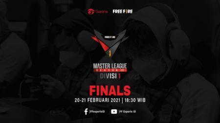 Final Free Fire Master League Season III. - INDOSPORT