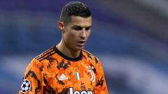 Indosport - Striker Juventus, Cristiano Ronaldo.