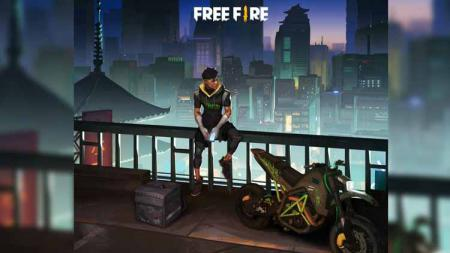 Game eSports Free Fire kembali merilis satu karakter unik dengan skill mumpuni, yaitu Shirou. - INDOSPORT
