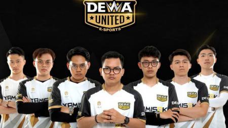 Sebagai Pendatang Baru, Dewa United Esports Bermaterikan Roster Pengalaman di MDL Season 3. - INDOSPORT
