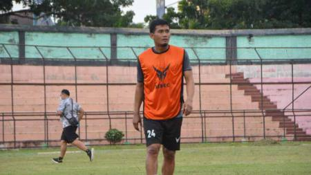 Klub Liga 2, PSMS Medan, menegaskan posisi Legimin Raharjo tak rangkap jabatan di dalam tim, usai ditetapkan menjadi asisten pelatih. - INDOSPORT
