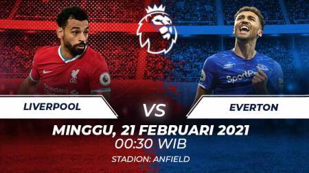 Menjamu Everton, Minggu (21/02/21) dini hari, Liverpool wajib mewaspadai 3 pemain The Toffees yang bisa buat mereka alami 4 kekalahan beruntun di Liga Inggris. - INDOSPORT