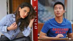 Indosport - Erika Carlina dan Arthur Irawan.