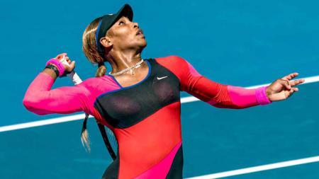 Petenis veteran Amerika Serikat, Serena Williams, bicara soal rankingnya jelang tampil di Italia Terbuka. - INDOSPORT
