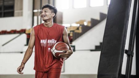 Pebasket Bali United, I Putu Yudiantara. - INDOSPORT