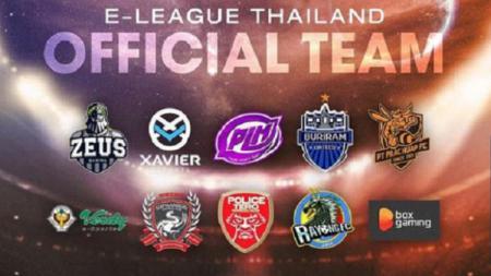Kompetisi Thai e-League Pro 2021 kini memasuki pekan keempat, 27-28 Februari 2021. - INDOSPORT