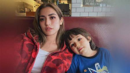 Jessica Iskandar dan El Barack. - INDOSPORT