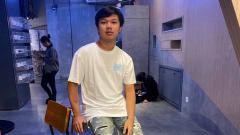 Indosport - Pemain EVOS Esports, Ihsan 'Luminaire' Besari.