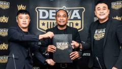Indosport - Martapura FC resmi berubah nama menjadi Dewa United