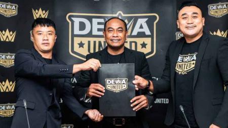 Martapura FC resmi berubah nama menjadi Dewa United - INDOSPORT