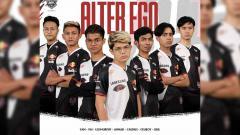 Indosport - Berikut hasil MPL Season 7 antara Alter Ego vs RRQ.