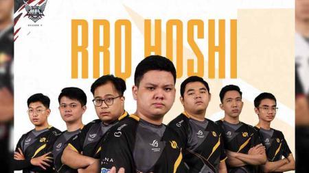 Profil Tim MPL Indonesia Season 7: RRQ Hoshi Bidik Gelar Keempat. - INDOSPORT