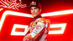 Indosport - Pembalap Repsol Honda Team, Marc Marquez.