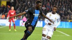 Indosport - Incaran Inter Milan dan AC Milan yang bermain untuk Club Brugge, Odilon Kossounou