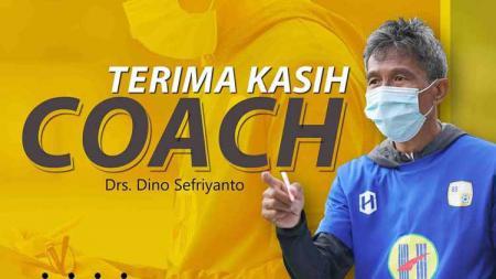 PS Barito Putera melepas salah satu staf pelatih, Dino Sefriyanto. - INDOSPORT