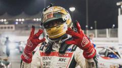 Indosport - Sean Gelael di kejuaraan Asian Le Mans 2021