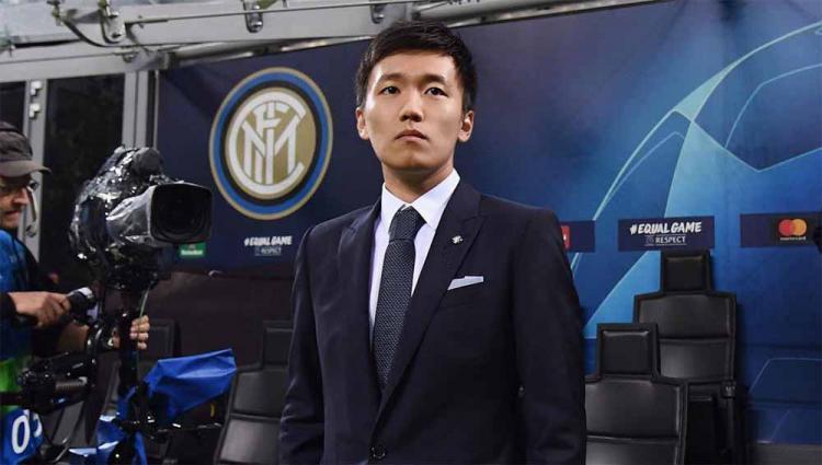 Steven Zhang, Presiden Inter Milan. Copyright: Instagram@stevenzhang91