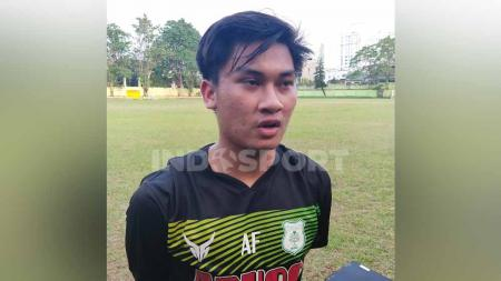 Pemain muda asal Sumut, Rivaldo Yusuf Rangkuti. - INDOSPORT