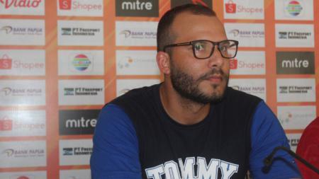 Pelatih Fisik Persipura, Breno Araujo. - INDOSPORT