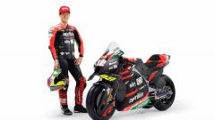 Indosport - Ada nama Indonesia di motor tim Aprilia Gresini di MotoGP 2021.