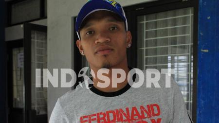 Ferdinand Sinaga bergabung dengan Persib, lantas bagaimana statusnya sebagai pemain di klub Timor Leste? - INDOSPORT