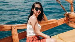 Indosport - Bugar Saat Pamer Pose Split, Soraya Rasyid Tegur Netizen