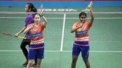 Indosport - Pasangan Pearly Tan/Thinaah Muralitharan berhasil kalahkan unggulan 2 yakni Gabriela Stoeva/Stefani Stoeva di final Swiss Open 2021, media Malaysia kegirangan.