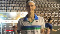 Indosport - Pebulutangkis tunggal putra asal Denmark Viktor Axelsen sukses mencetak rekor mengerikan setelah berhasil meraih gelar di kompetisi Swiss Open 2021.