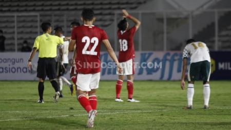 Gelandang Timnas Indonesia, Kadek Agung. - INDOSPORT