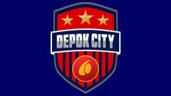 Indosport - Logo klub Liga 3, Depok City.