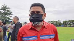 Indosport - CEO klub Liga 1 PSM Makassar, Munafri Arifuddin.