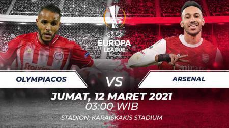 Prediksi Liga Europa: Olympiakos vs Arsenal, Pembalasan The Gunners. - INDOSPORT