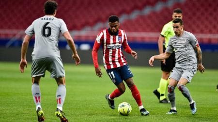 Hasil laga LaLiga Spanyol antara Atletico Madrid vs Athletic Bilbao. - INDOSPORT