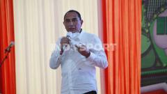 Indosport - Gubernur Sumut sekaligus Pembina PSMS, Edy Rahmayadi.