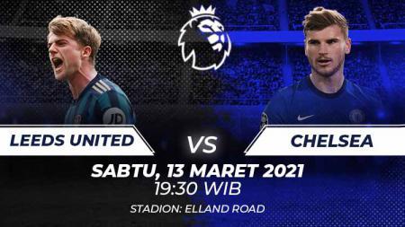 Leeds United vs Chelsea - INDOSPORT