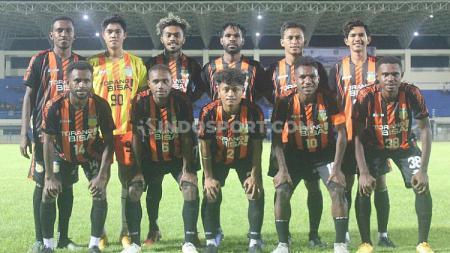 Tim PON Papua Bersedia Menggantikan di Piala Menpora 2021. - INDOSPORT