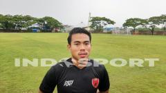 Indosport - Pemain Anyar PSM Makassar, Nurhidayat Haji Haris.