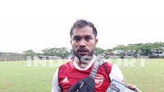 Indosport - Pemain senior PSM Makassar, Zulham Zamrun.